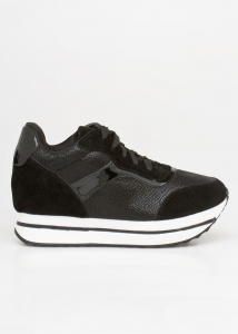 Adelia Sneaker, Μαύρο - 41100/1