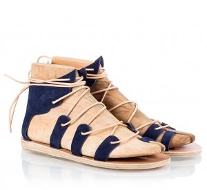 Ancient Greek Sandals Fteroti