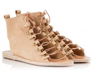 Ancient Greek Sandals Mache