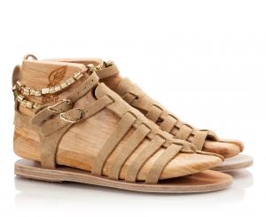 Ancient Greek Sandals Sparta