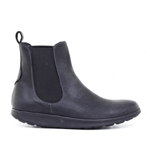 Ανδρικά Παπούτσια Cafe Noir-Δέρμα