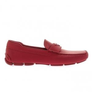 Ανδρικά Παπούτσια Prada-Δέρμα