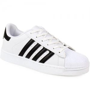 Ανδρικά Sneakers Με Ρίγες