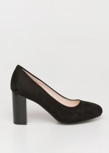 Annie Pump Shoe, Μαύρο