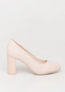 Annie Pump Shoe, Nude