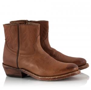 Ash Kut Camel Vitello Leather