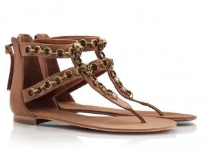 Ash Macumba Camel Leather
