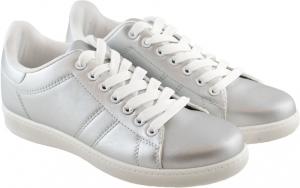 Ασημί Sneakers Cm Paris 5089