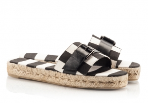 Castaner Loren Striped Canvas
