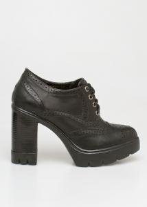 Dena Oxford Boot, Μαύρο