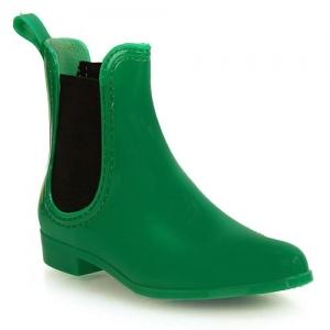 Γαλότσες Με Λάστιχο Πράσινο