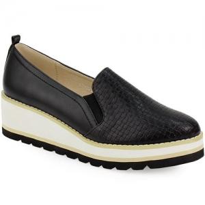 Γυναικεία Loafers Με Ελαστική