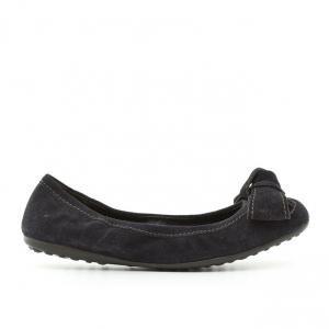 Γυναικεία Παπούτσια Car Shoe-Δέρμα