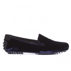 Γυναικεία Παπούτσια Car Shoe-Βελούδο