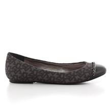 Γυναικεία Παπούτσια Dkny-Ύφασμα Και Δέρμα Τελατίνι