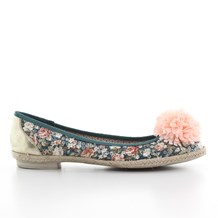 Γυναικεία Παπούτσια Haralas-Ύφασμα
