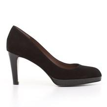 Γυναικεία Παπούτσια Kαλογήρου Private Label-Δέρμα Καστόρι Και Λουστρίνι Κροκό