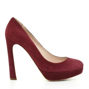 Γυναικεία Παπούτσια Miu Miu-Δέρμα