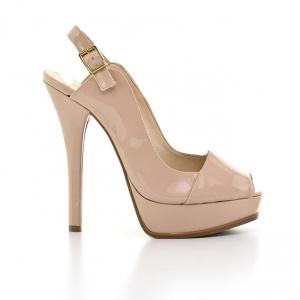 Γυναικεία Παπούτσια Nine West-Συνθετικό Λουστρίνι