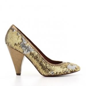 Γυναικεία Παπούτσια Paco Gil-Παγιέτες