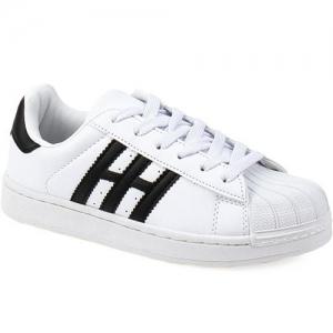 Γυναικεία Sneakers Με Ρίγες