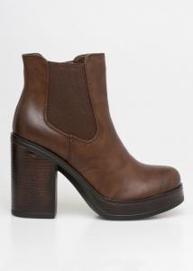 Kaya Chelsea Boot, Καφέ -