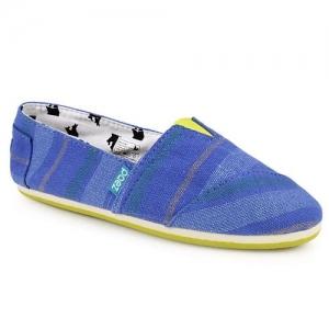 Loafers Από Πανί Multi Colour