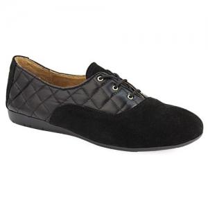 Loafers Δερμάτινα Καπιτονέ