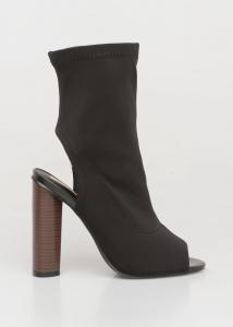 Marlin Shoe Boot, Μαύρο