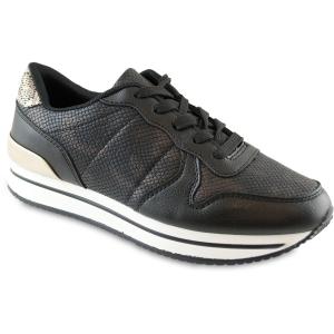Μαύρα Sneakers Bk-36
