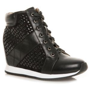 Μαύρα Sneakers Mariamare 61450
