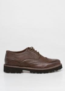 Milena Oxford Shoe, Καφέ