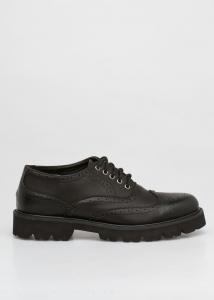 Milena Oxford Shoe, Μαύρο