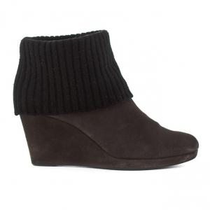 Μποτάκια Car Shoe-Δέρμα Καστόρι