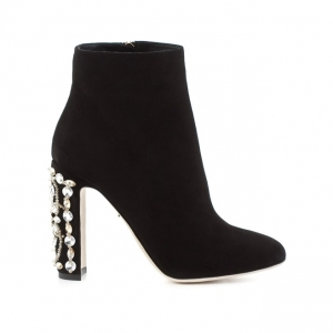 Μποτάκια Dolce & Gabbana-Δέρμα