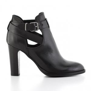 Μποτάκια Feng Shoe-Δέρμα Τελατίνι
