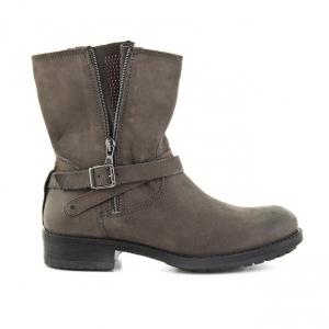 Μποτάκια Shoe Bizz-Δέρμα Καστόρι