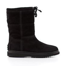 Μπότες Car Shoe-Δέρμα Καστόρι