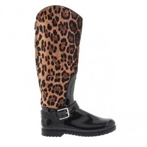 Μπότες Dolce & Gabbana-Δέρμα