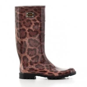 Μπότες Dolce & Gabbana-Pvc