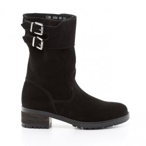 Μπότες Feng Shoe-Δέρμα Καστόρι