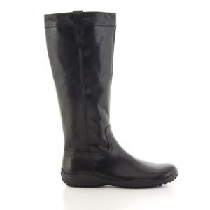 Μπότες Geox-Δέρμα Τελατίνι