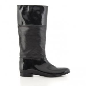 Μπότες Haralas-Δέρμα Τελατίνι