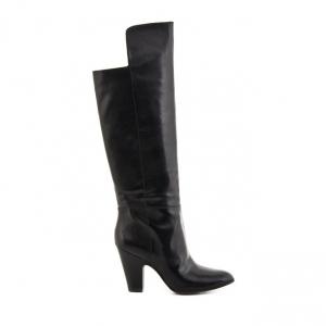 Μπότες Nine West-Δέρμα Σεβρώ