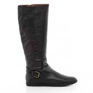Μπότες Nine West-Δέρμα Τελατίνι