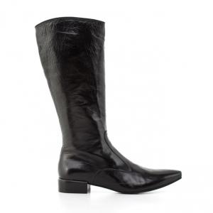 Μπότες Ororo-Δέρμα Τελατίνι