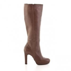 Μπότες Shoe Bizz-Δέρμα Τελατίνι