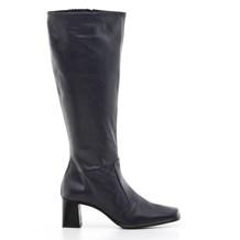 Μπότες Soft By Vergina-Δέρμα
