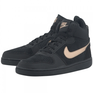 Nike - Nike Recreation Mid-Top Premium Shoe 844907002-3 - Μαυρο