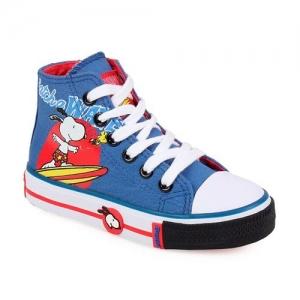 Παιδικά Casual Μποτάκια Snoopy